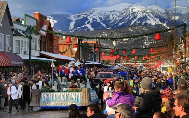 Whitefish Winter Carnival name one of Top Ten by National Geographic